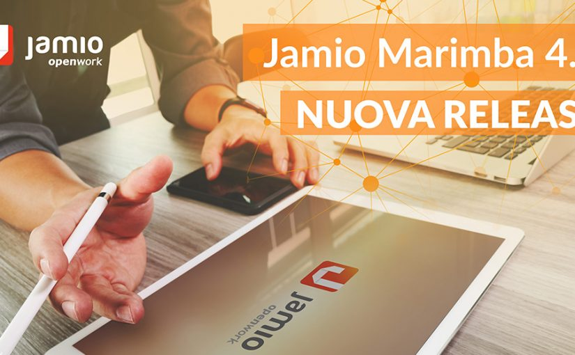 Disponibile la nuova Jamio MARIMBA 4.5 R2